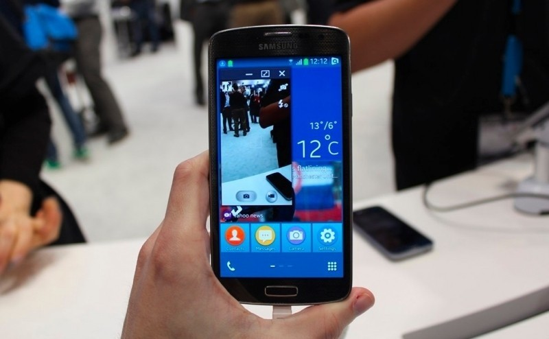 Samsung's first Tizen phone will be a high-end device and is