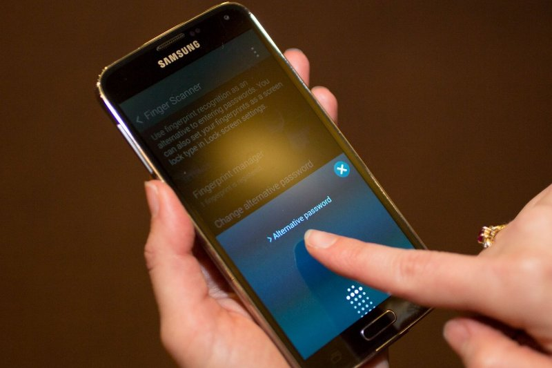 Samsung planning to bring biometric security to its budget