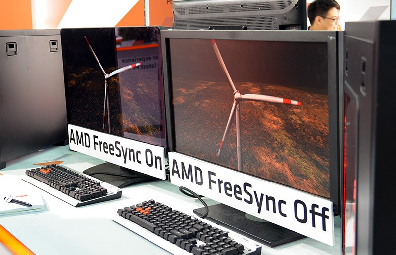 All Samsung's Ultra HD monitors in 2015 to support FreeSync