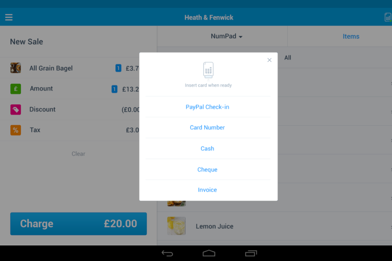 Paypal App For Tablets