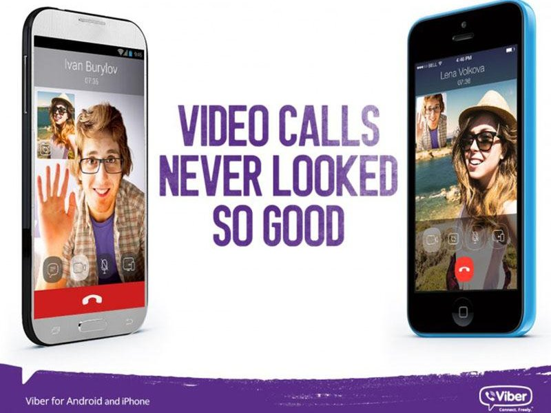 Viber adds video calling to its iOS and Android apps - TechSpot