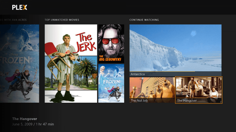 Plex moves into audio with smart playlists and new HD music