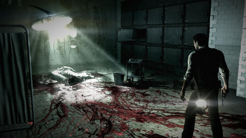 The Evil Within is locked at 30 FPS on PC, by default - TechSpot