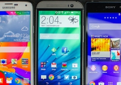 The Best Android Phones of 2014