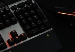 Cougar 600K Mechanical Keyboard & 600M Gaming Mouse Review