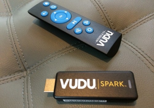 Walmart S Vudu Spark Streaming Stick Now Available For 25