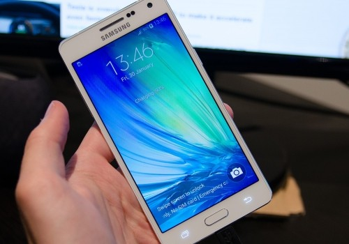 first look at the mid-range samsung galaxy a5