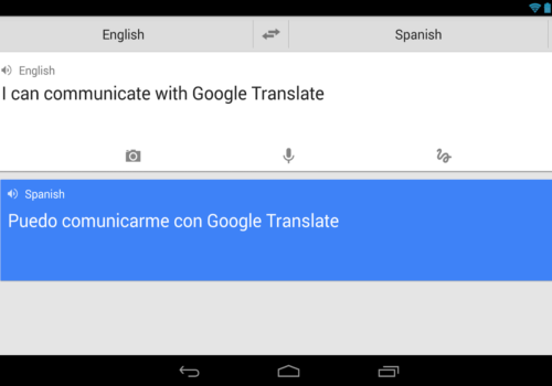 English To Italian Translator Google: Google Translate To Offer Real-time Speech-to-text