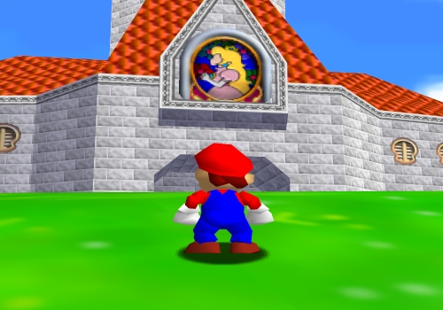 Check out Super Mario 64 running at 60fps in widescreen HD
