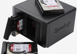 Synology DiskStation DS1515 Review