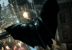 Batman: Arkham Knight Benchmarked: Graphics & CPU Performance