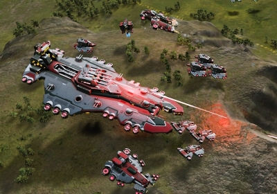 Testing DirectX 11 vs. DirectX 12 performance with Stardock's Ashes of the Singularity