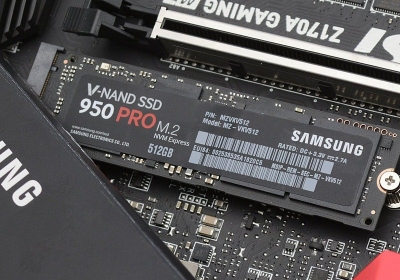 Samsung SSD 950 Pro 512GB PCIe Review