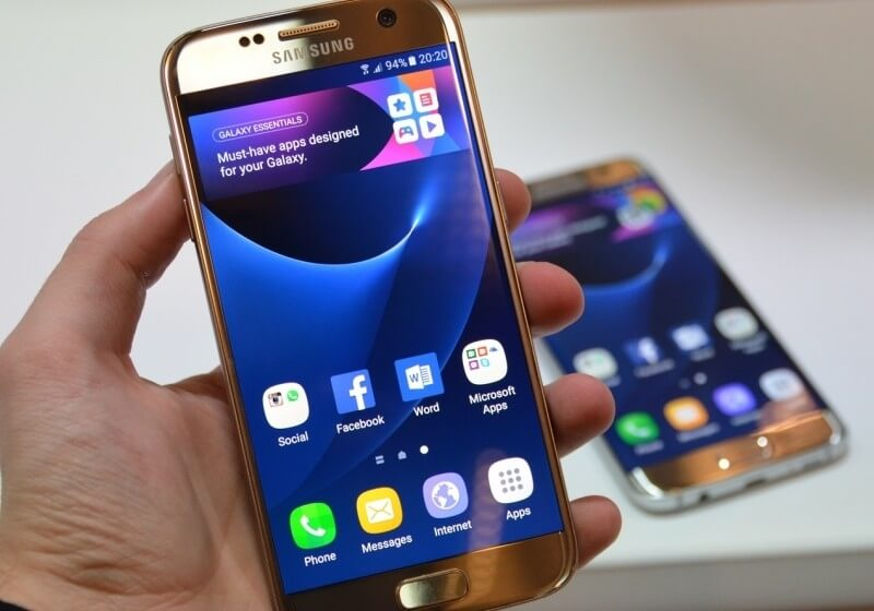 Samsung earnings beat estimates thanks to early launch of ...
