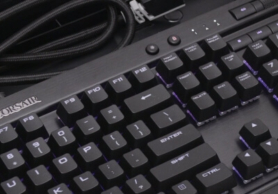 Corsair Lapdog: PC Gaming on Your Lap