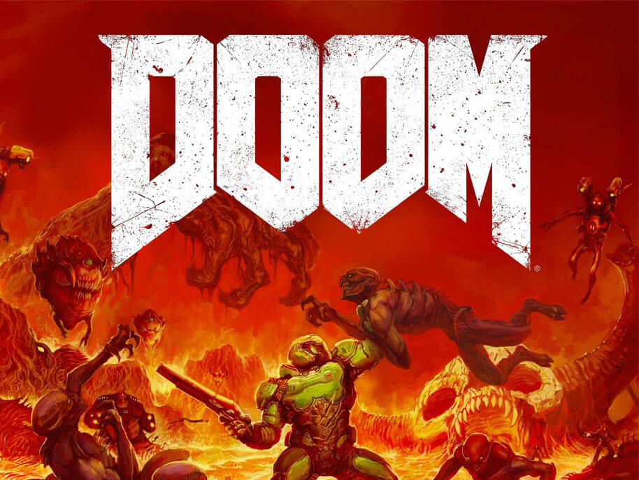 Unto the Evil, Doom's first premium DLC, is now available - TechSpot