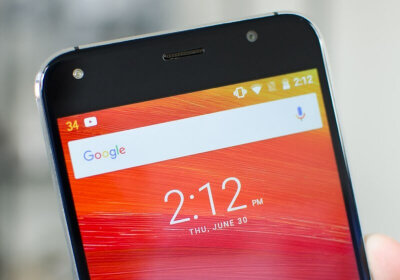 Umi Touch Review: All specs, no polish