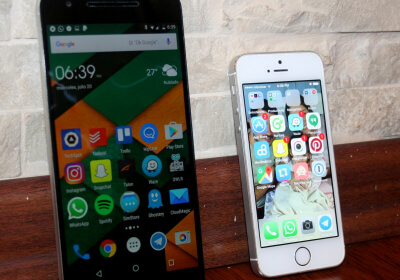How This Long-Time iPhone User Switched to Android