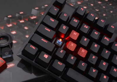 Kingston HyperX Alloy FPS Mechanical Gaming Keyboard Review