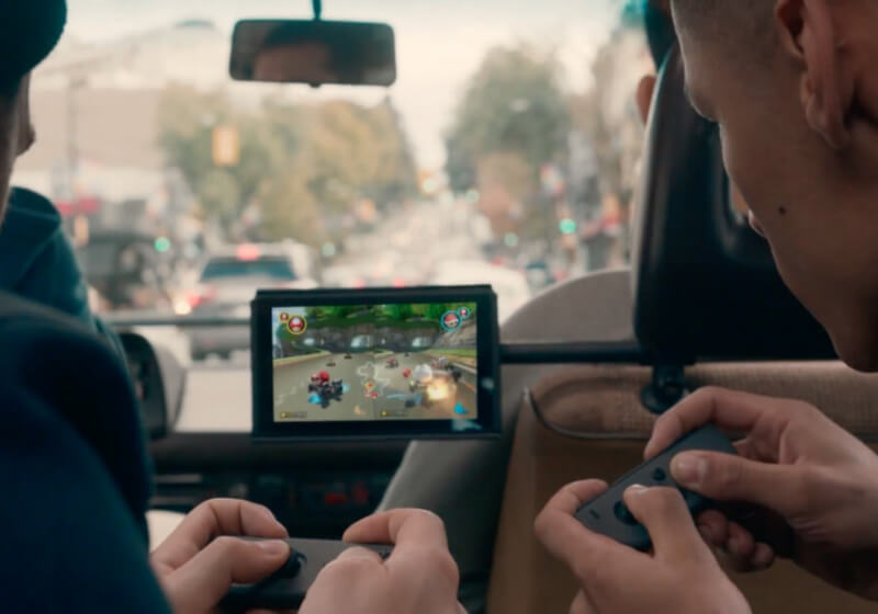 More Nintendo Switch Details 4gb Of Ram Touchscreen Could Support