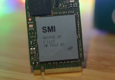 Intel SSD 600p Series 512GB Review