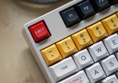 Weird Keyboard Layouts: A Showcase