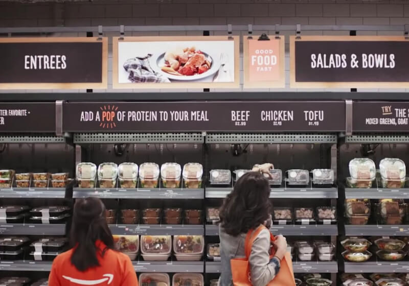 Amazon Forced to Delay Public Launch of Cashier-less Grocery Store