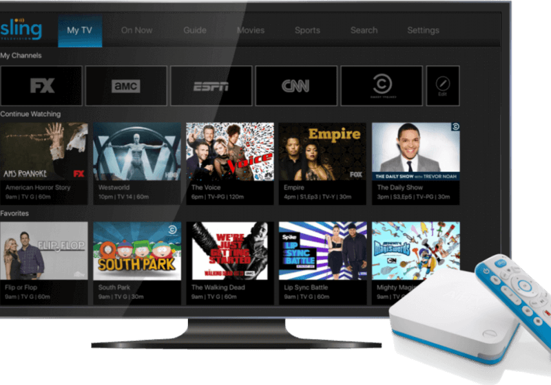 Sling Tv To Launch Its Own Set Top Box Combines Its