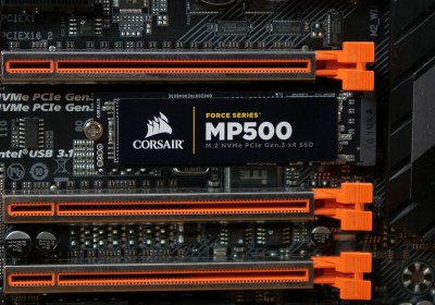 Corsair Force MP500 480GB Review