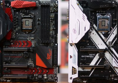 Asrock Z270 Extreme4 & Fatal1ty Z270 Gaming K6 Review
