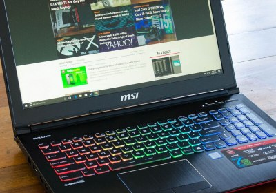 MSI GE62 7RD Apache Laptop Review