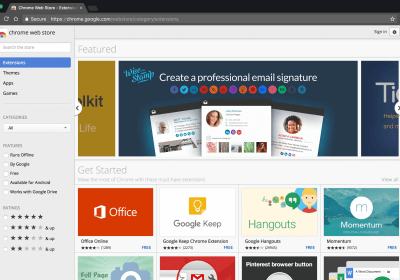 5 Great Chrome Extensions You Should Install