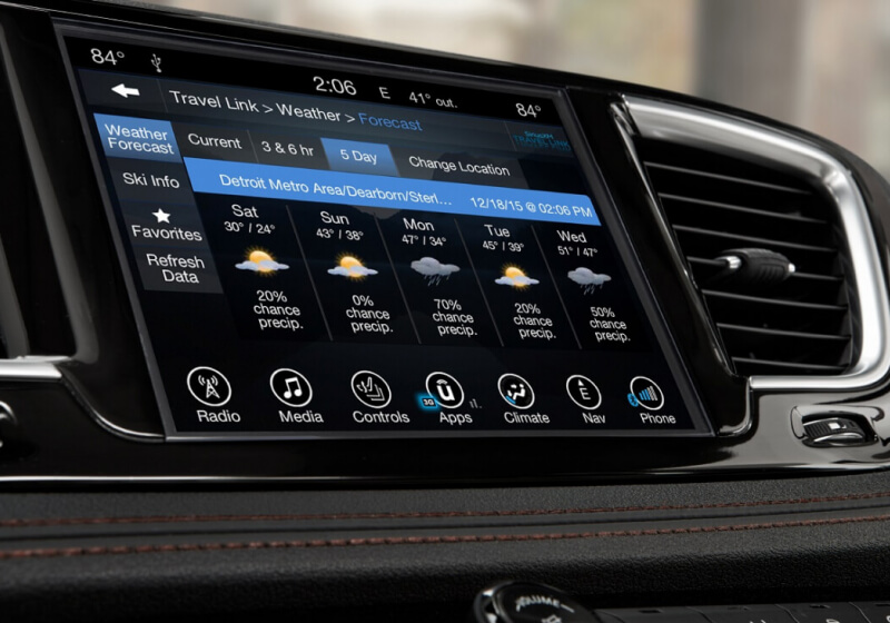 Fiat Chrysler may have just bricked the infotainment hub in