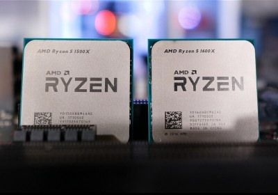 AMD Ryzen 5 1600X & 1500X Review
