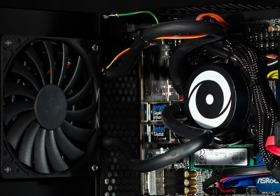 Origin Chronos Small Form Factor Gaming PC Review