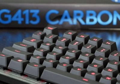 Logitech G413 Carbon Mechanical Keyboard Review