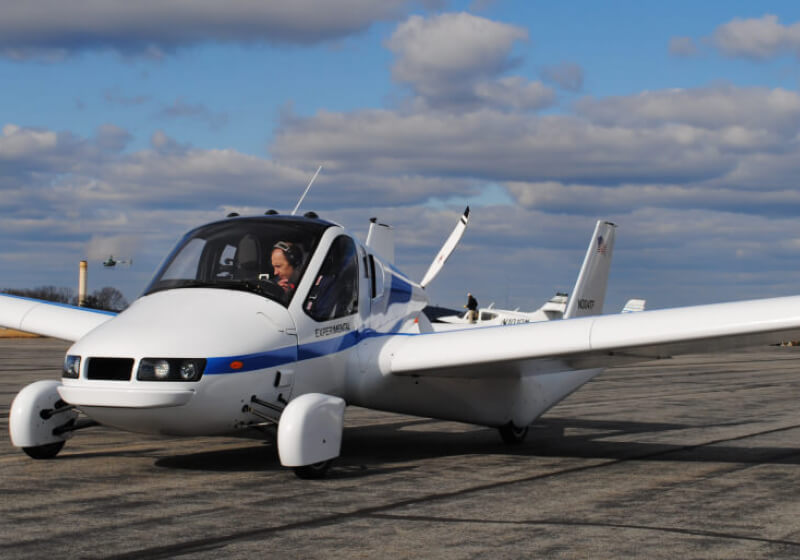 Volvo parent company Geely just bought a flying car startup - TechSpot