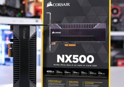 Corsair Neutron NX500 400GB Review