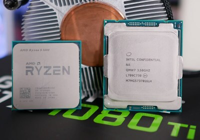 AMD Ryzen 5 1600 vs Intel Core i7-7800X: 30 Game Battle!