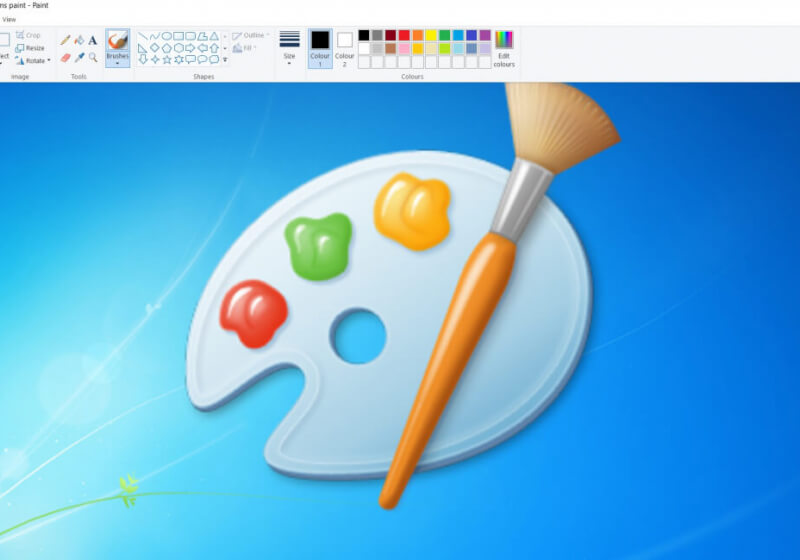 MS Paint could finally be moving to the Microsoft Store