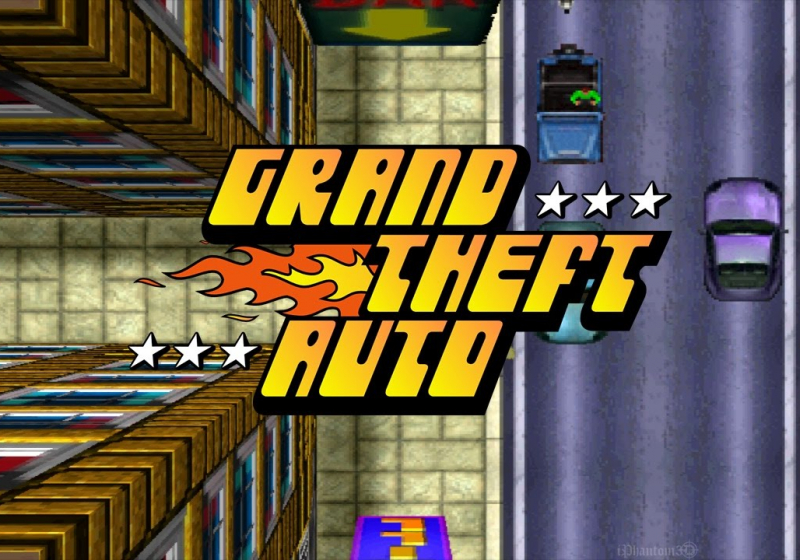 Before emerging as the iconic Grand Theft Auto, what was the original GTA going to be called?