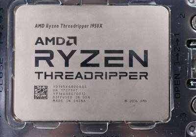 AMD Ryzen Threadripper 1950X & 1920X Review