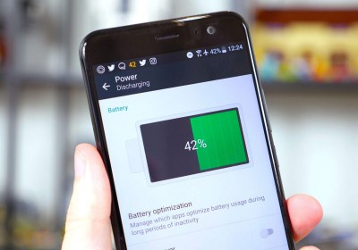 Best Android Smartphone Battery Life
