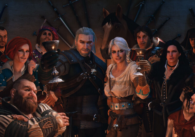 The Witcher 3 has made over $50 million on Steam, giving CD Projekt Red a larger cut of sales - TechSpot