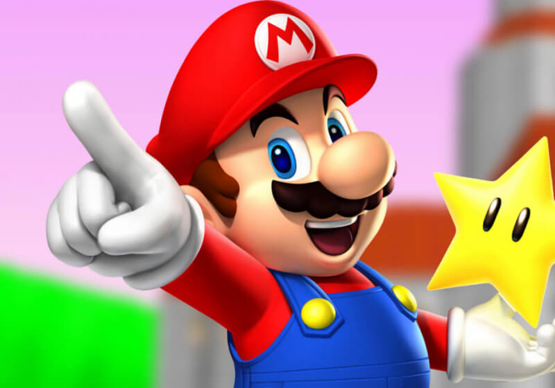 Super Mario 64 Online Is A Romhack That Allows Up To 24