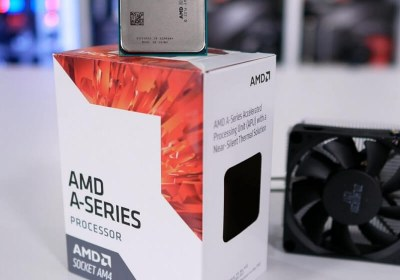 AMD A12-9800 Review: Infecting the AM4 Platform