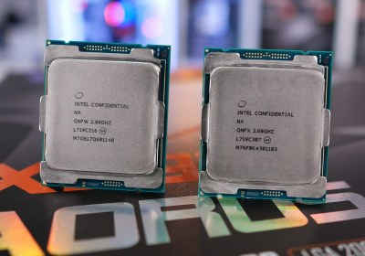 Intel Core i9-7980XE & 7960X Review