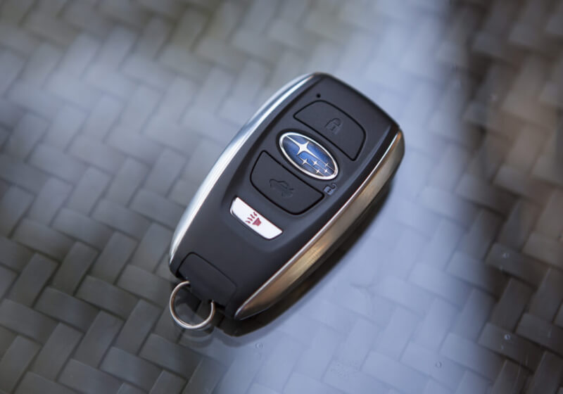 Unpatched vulnerability discovered in Subaru key fobs ...