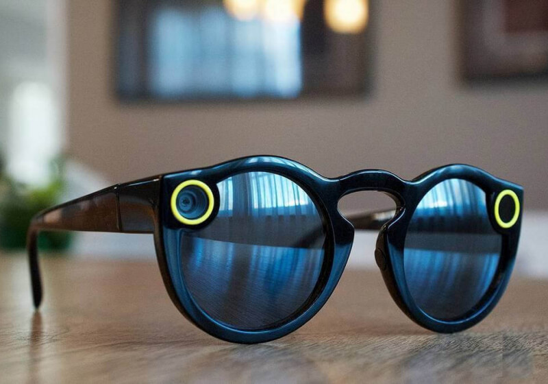Snap Inc. launched its first hardware product, a pair of smart sunglasses  called Spectacles, in late 2016. The glasses were initially only sold  through ... 8e31adf08f