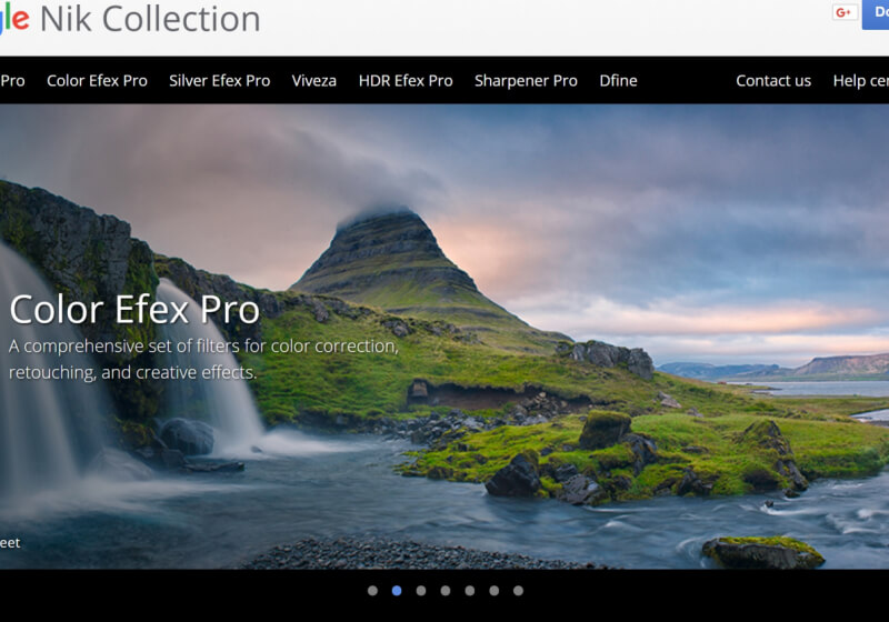 Chimenea Equipar Económico  DxO saves Google's Nik Collection photo editing software from extinction